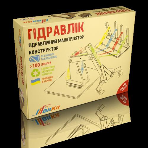 Детский конструктор – Гидравлик