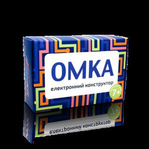 Електронний конструктор - ОМКА