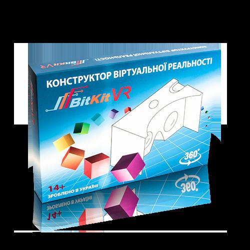konstruktor virtualnoj realnosti 3d ochki bitkit vr - Главная фото