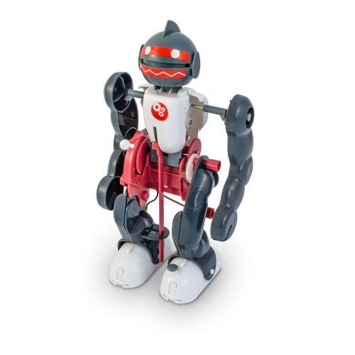 АкроБот - детский развивающий конструктор, танцующий робот - 01 фото