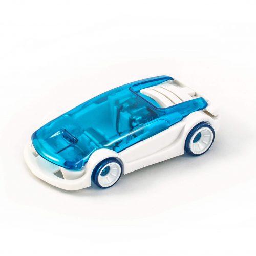 Дитячий розвиваючий конструктор Солікар – автомобіль працює на солоній воді