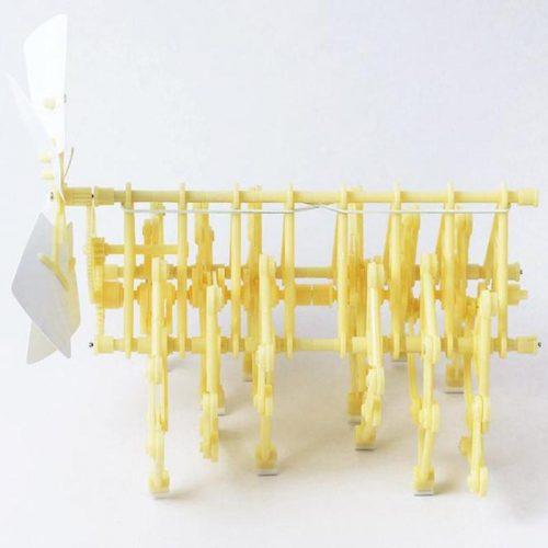Детский развивающий конструктор Ветроход – энергия воздуха