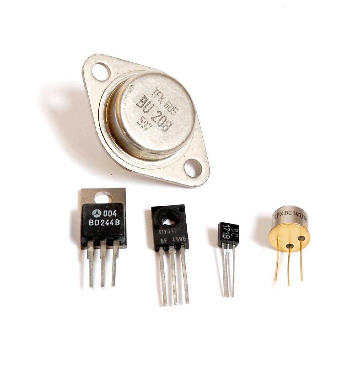 chto takoe tranzistor - Транзистор фото