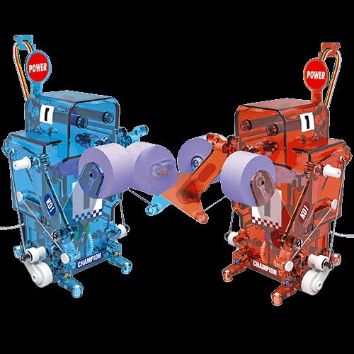 Боксер – робот конструктор