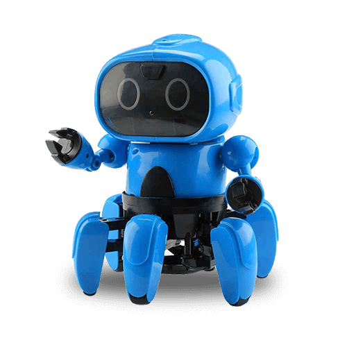 Крабік – розумний робот-конструктор