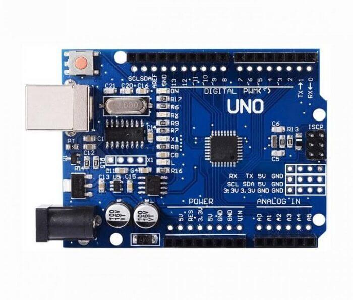 arduino uno 1 - Різновиди плат Arduino: оригінали, клони та Arduino-подібні фото