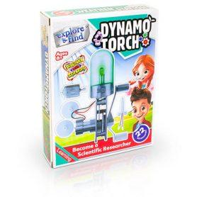 Динамо-фонарь – детский развивающий конструктор