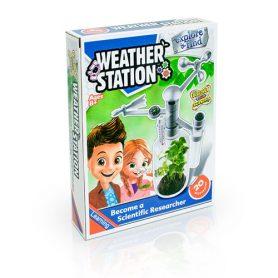 Метеорологическая станция – детский развивающий конструктор