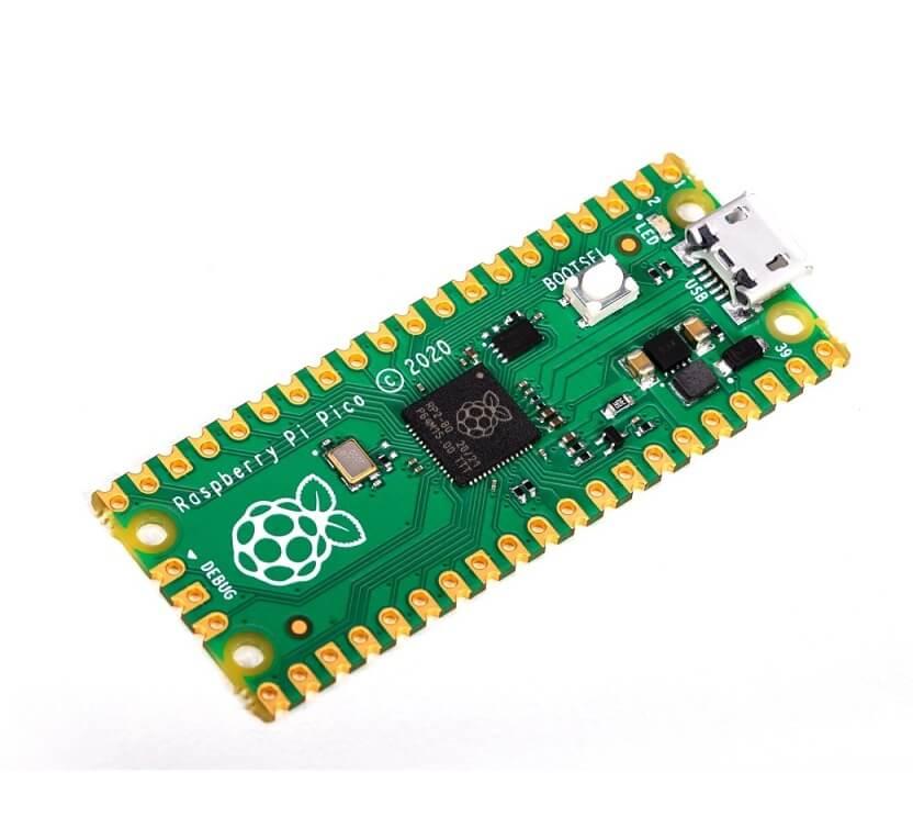 raspberry pi pico 6 - Главная фото